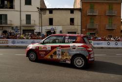 Suzuki Rally Trophy: Rally di Roma