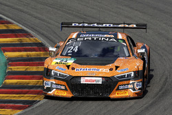 #24 BWT Mücke Motorsport, Audi R8 LMS: Alessio Picariello, Jamie Green