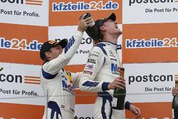 Podium: #20 Mercedes-AMG Team Zakspeed, Mercedes-AMG GT3: Yelmer Buurman, Nicolai Sylvest