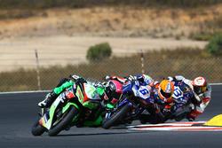 Scott Deroue, Kawasaki, Robert Schotman, Yamaha