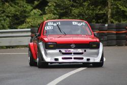 Rolf Burri, Opel Kadett C, Sägesser Motorsport, 1. Rennlauf