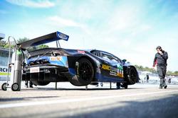 #66 Attempto Racing Team, Lamborghini Huracán GT3: Jonathan Judek, Emil Lindholm