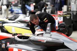 Max Verstappen, Van Amersfoort Racing Dallara F312 - Volkswagen met vader Jos Verstappen