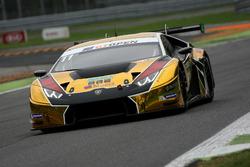 #11 Ratón Racing Lamborghini Huracan GT3: Edoardo Liberati, Kang Ling