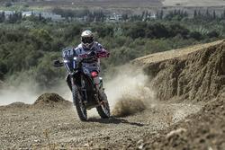 №27 Hero MotoSports Team Rally: Хоаким Родригес