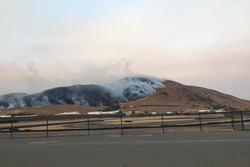 Sonoma Raceway yangın