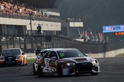 Чжан Чженьдун, ZZZ Team, Audi RS3 LMS TCR