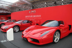 フェラーリ70周年記念日本イベント「Drive by Emotion」