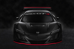 Honda NSX GT3 Macau announcement