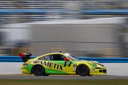 #17 Foametix Burtin Racing with Goldcrest Motorsports Porsche GT3: Jack Baldwin, Claudio Burtin, Martin Ragginger