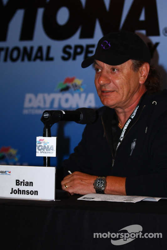 Brian Johnson - #50 Highway to Help BMW Riley