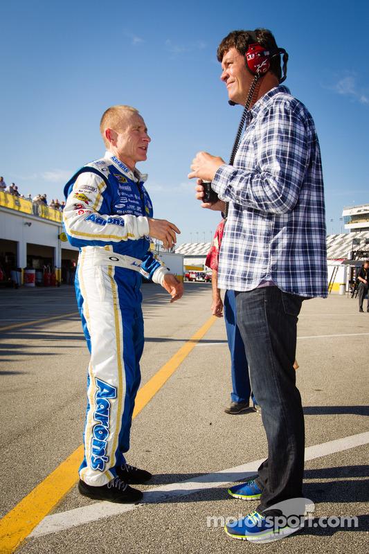 Mark Martin, Michael Waltrip Racing Toyota e Michael Waltrip