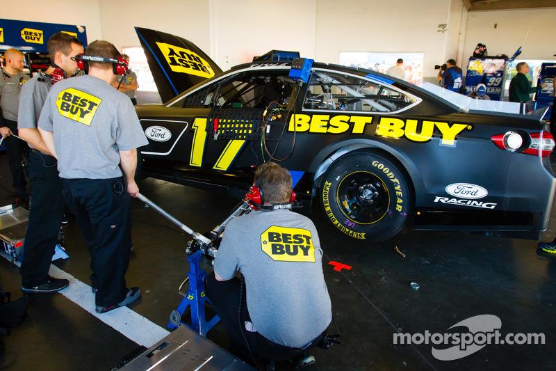 De auto van Ricky Stenhouse Jr., Roush Fenway Racing Ford