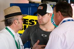 Jack Roush en Ricky Stenhouse Jr., Roush Fenway Racing Ford