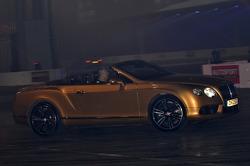 Bentley in de live action arena