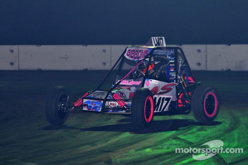 Autograss Racing in de live action arena