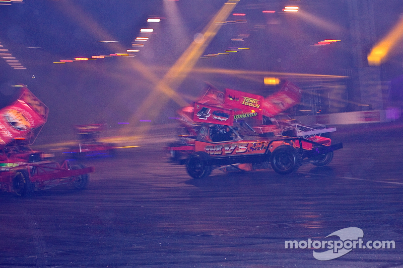Autosport Live Action Arena