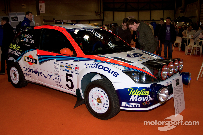 Colin McRae rallywagen