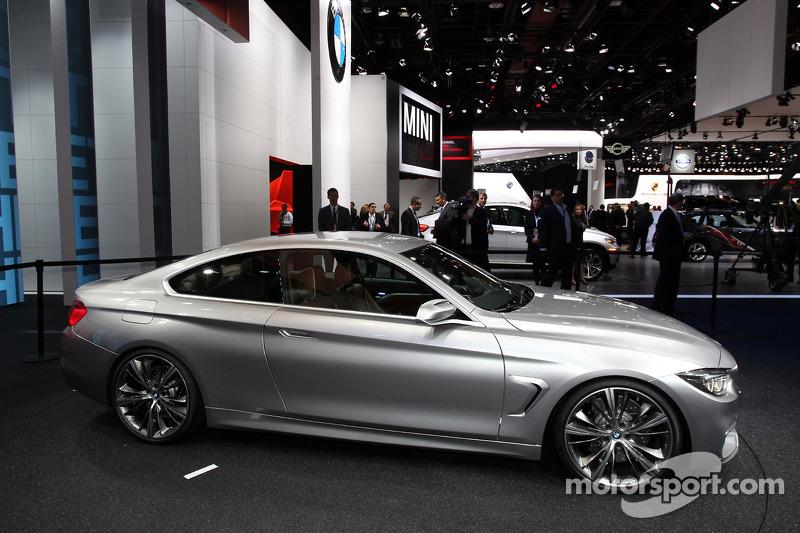 BMW Concept 4 Series Coupé