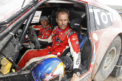 #318 Nissan Juke Buggy: Christian Lavieille e Jean-Michel Polato