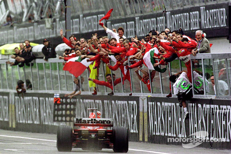 2000 San Marino GP