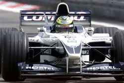 Ральф Шумахер. ГП Европы, Пятничная тренировка.