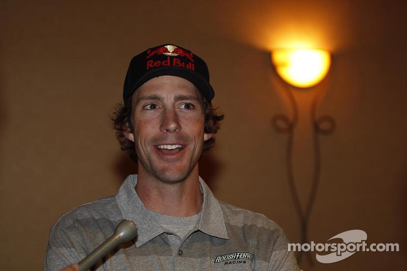 Travis Pastrana, Roush Fenway Racing