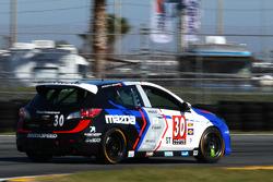 #30 i-MOTO Mazda Speed 3: Ryan Ellis, Mat Pombo