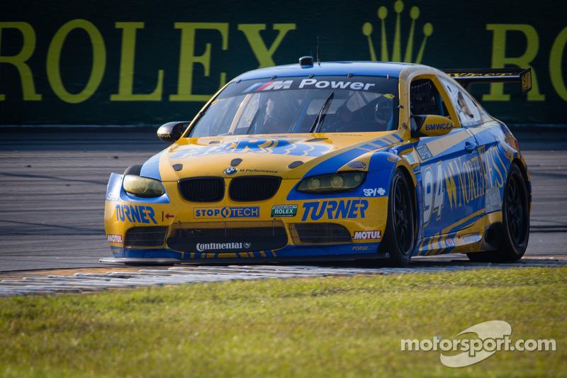 #94 Turner Motorsport BMW M3: Bill Auberlen, Paul Dalla Lana, Boris Said, Maxime Martin, Billy Johnson