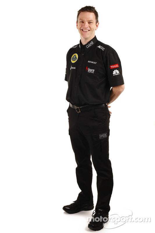 James Allison, Technischer Direktor