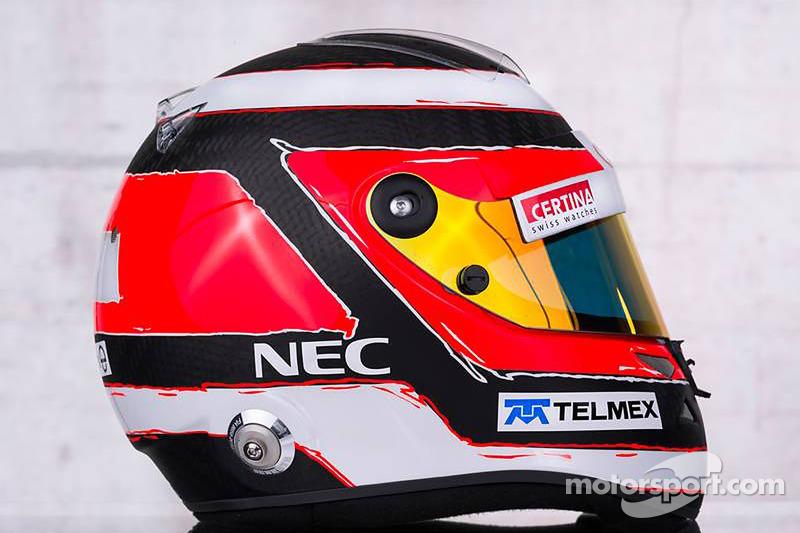 Презентация Sauber F1 Team C32, Студийная фотосессия.