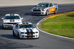 #05 Racers Edge Motorsports Mustang Boss 302R GT: Joel Janco, Jon Miller