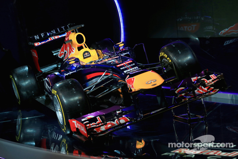 2013: Голодная Хайди, Red Bull RB9
