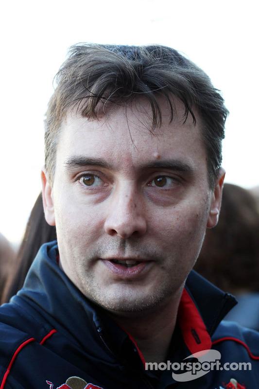 James Key, Technischer Direktor