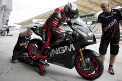 Claudio Corti, NGM Mobile Forward Racing