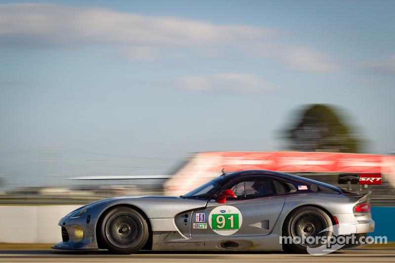#91 SRT Motorsports SRT Viper GTS-R: Jonathan Bomarito, Ryan Dalziel, Dominik Farnbacher, Marc Goossens