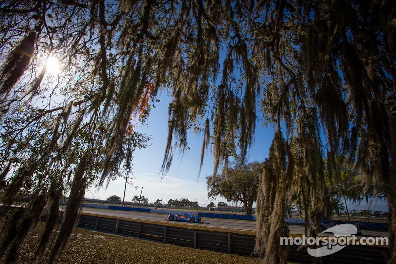 #7 BAR 1 Motorsports Oreca FLM09 Chevrolet: Rusty Mitchell, Chapman Ducote, Tomy Drissi, #91 SRT Mot