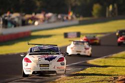 #20 Peugeot RCZ Cup: Stéphane Caillet, Julien Rueflin, Jason Bright