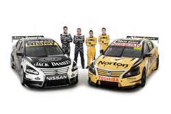 Rick Kelly, Todd Kelly, James Moffat and Michael Caruso