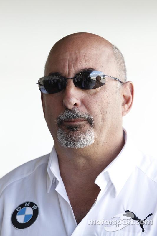Bobby Rahal, chefe da equipe BMW Team RLL