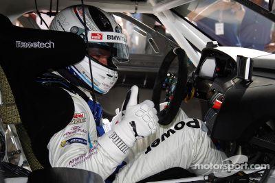 Présentation de la BMW Z4 GTE