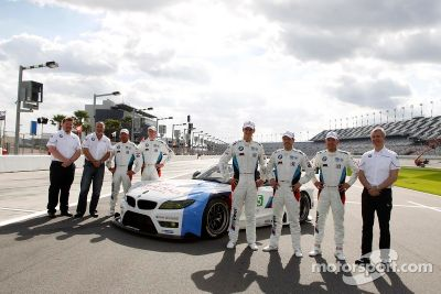 BMW Z4 GTE onthulling