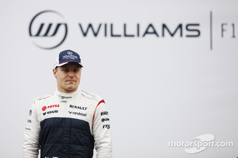 2013: piloto titular de Williams F1