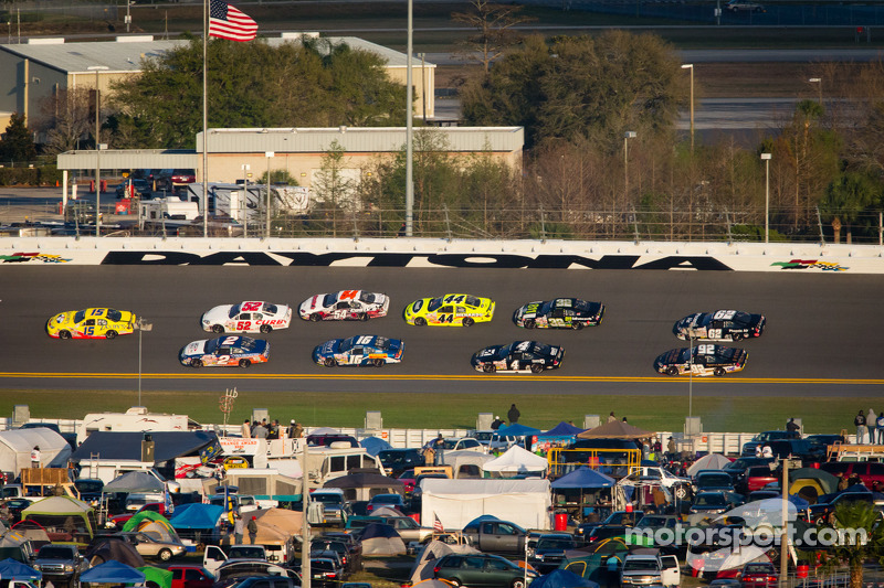 John Wes Townley leads the field