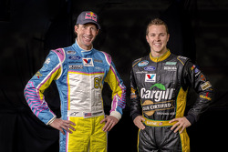 Travis Pastrana and Trevor Bayne