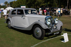 1935 Bentley 3.5 Litre Aerodyamic Sport Saloon