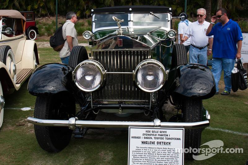 1930 Rolls-Royce Phantom I Hibbard & Darrin Transformal Torpedo