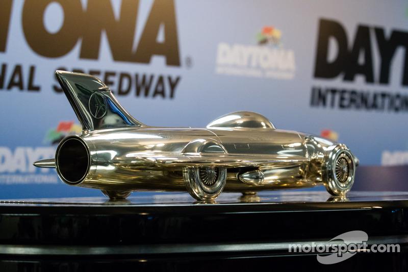 The Daytona 500 Harley J. Earl Trophy
