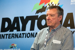 Press conference: Johnny Rutherford