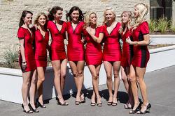 The lovely COTA girls